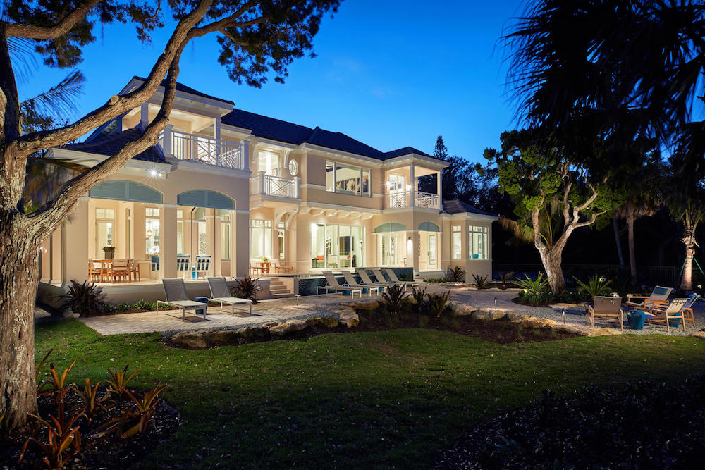 Housing styles in Naples, Florida