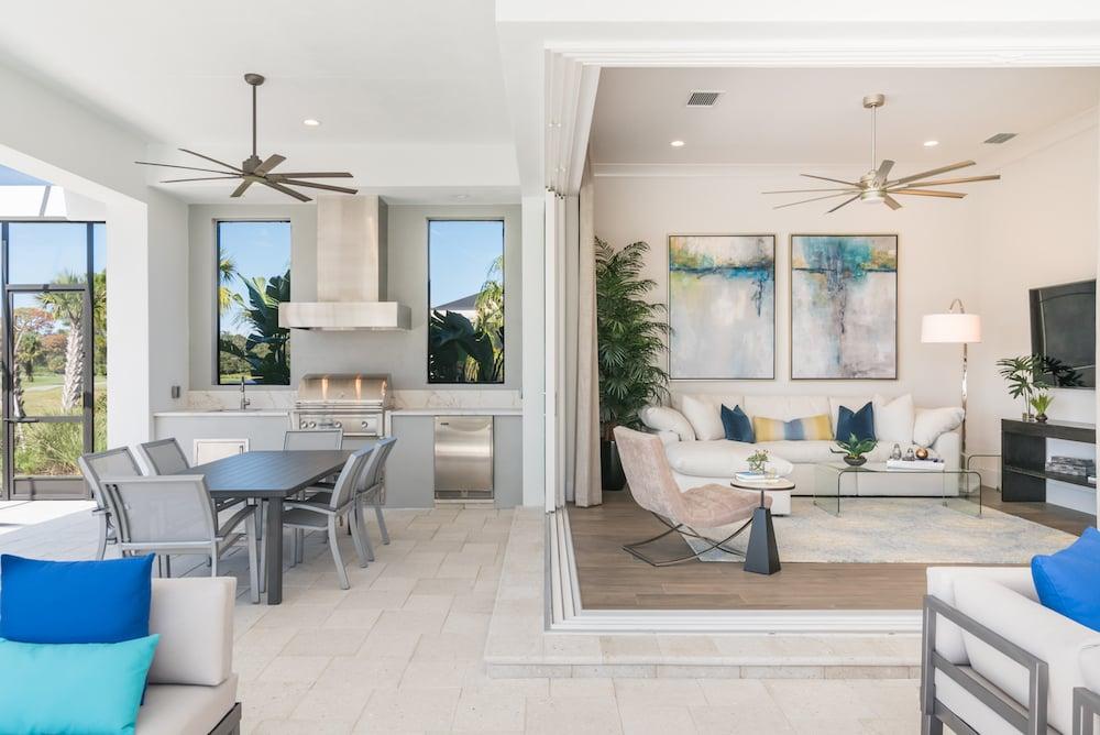 Naples, Florida - Interior Housing