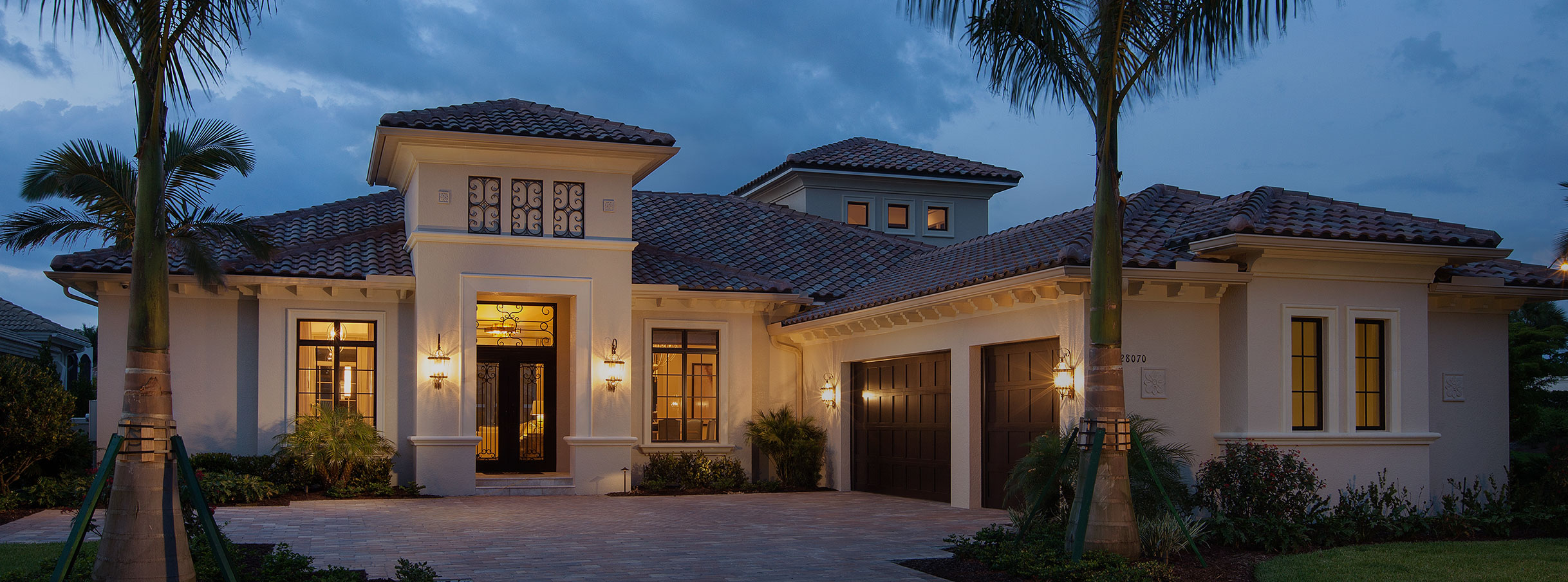 Isabella Two Story in Mediterra Naples